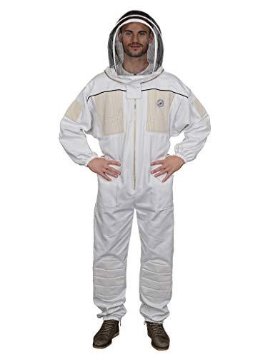 Humble Bee 431 Belüfteter Imkeranzug mit Fechtschleier