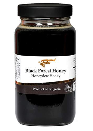 900 g Schwarz Honigtau Honig aus Eichenblättern
