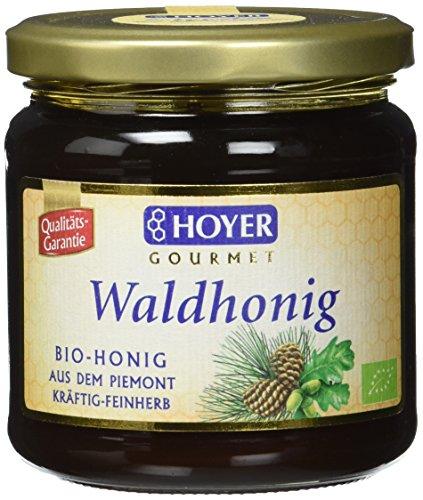 Hoyer Bio Waldhonig, 2er Pack (2 x 500 g)