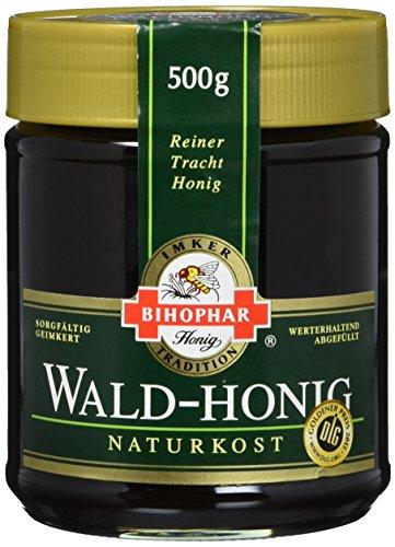 BIHOPHAR Wald-Honig, 2er Pack (2 x 500 g)